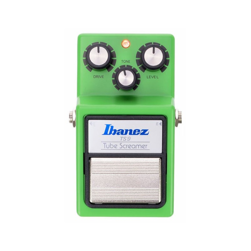 IBANEZ TUBE SCREAMER TS9 PEDAL EFECTOS GUITARRA OVERDRIVE