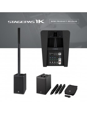 YAMAHA STAGEPAS 1K EQUIPO AUDIO