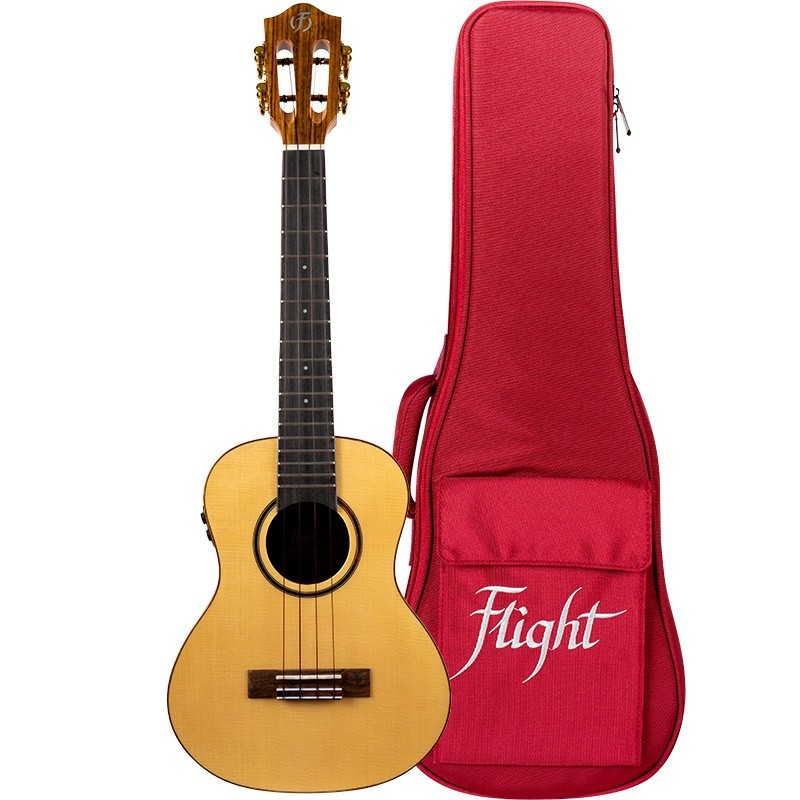 Ukelele Tenor Flight Princess  Sophia Soundwave Electroacustico