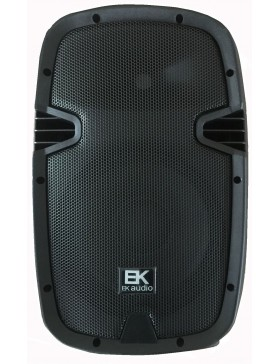 BAFLE ACTIVO EK AUDIO M15PS12PA 600W ALTAVOZ