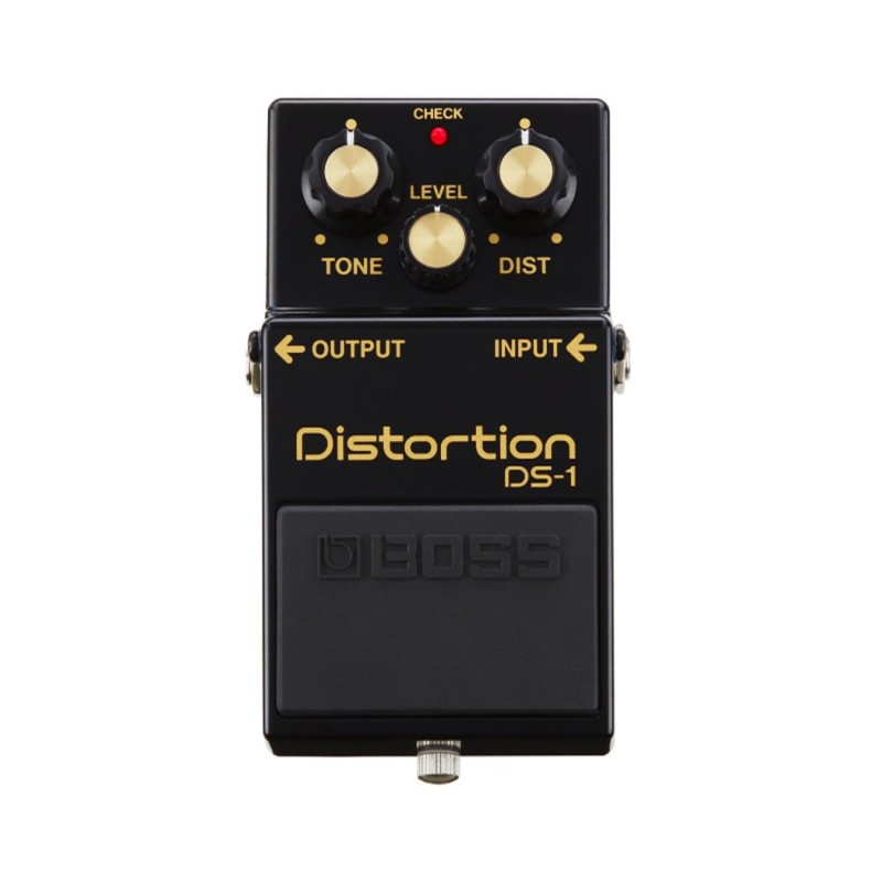 BOSS DISTORTION DS-1 4A EDICION LIMITADA 40 ANIVERSARIO PEDAL EFECTOS