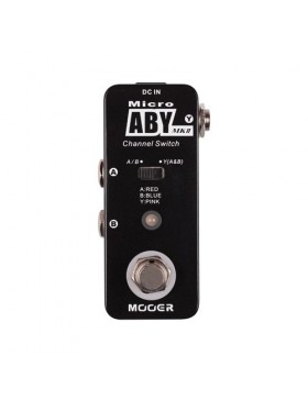 MOOER MICRO ABY MKII MICRO SERIES PEDAL EFECTOS