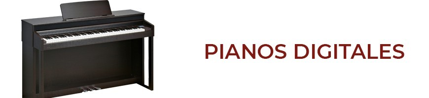 Pianos Digitales. Zingla Pianos.